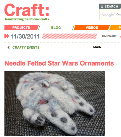 Sheep Creek Featured on Craftzine!