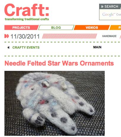 Sheep Creek Featured on Craftzine!